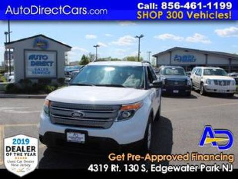 2013 Ford Explorer for sale at Auto Direct Trucks.com in Edgewater Park NJ