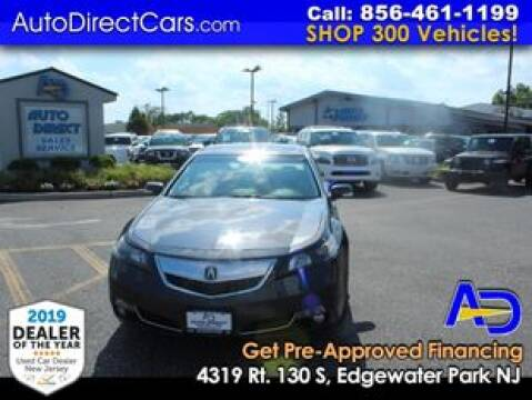 2013 Acura TL for sale at Auto Direct Trucks.com in Edgewater Park NJ