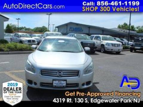 2014 Nissan Maxima for sale at Auto Direct Trucks.com in Edgewater Park NJ