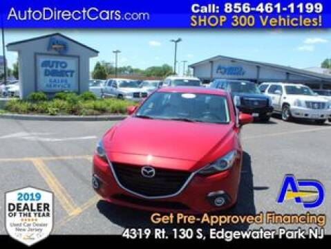 2015 Mazda MAZDA3 for sale at Auto Direct Trucks.com in Edgewater Park NJ