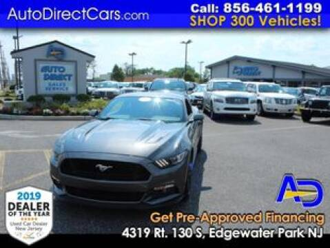2017 Ford Mustang for sale at Auto Direct Trucks.com in Edgewater Park NJ