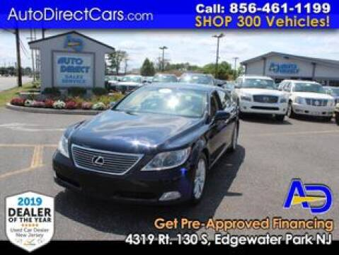 2008 Lexus LS 460 for sale at Auto Direct Trucks.com in Edgewater Park NJ