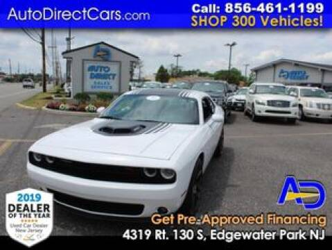 2016 Dodge Challenger for sale at Auto Direct Trucks.com in Edgewater Park NJ