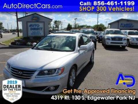 2011 Hyundai Azera for sale at Auto Direct Trucks.com in Edgewater Park NJ