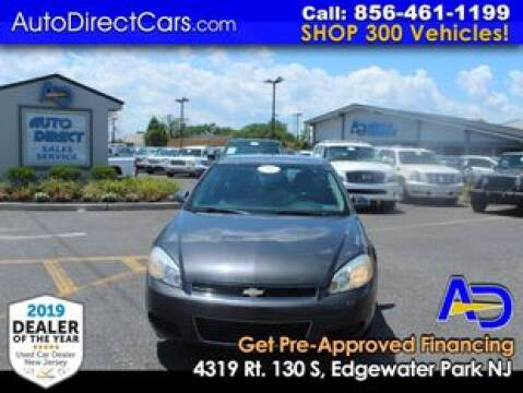 2011 Chevrolet Impala for sale at Auto Direct Trucks.com in Edgewater Park NJ