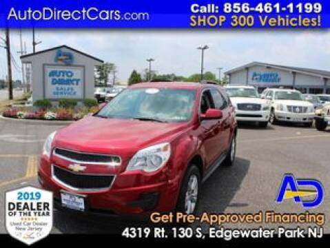 2013 Chevrolet Equinox for sale at Auto Direct Trucks.com in Edgewater Park NJ