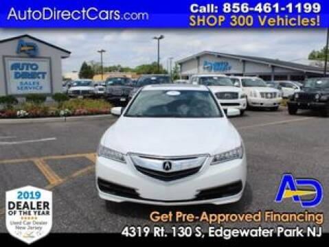 2017 Acura TLX for sale at Auto Direct Trucks.com in Edgewater Park NJ