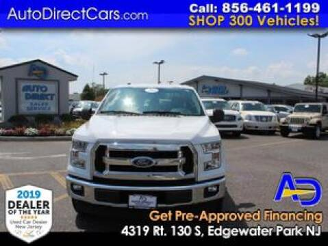 2017 Ford F-150 for sale at Auto Direct Trucks.com in Edgewater Park NJ