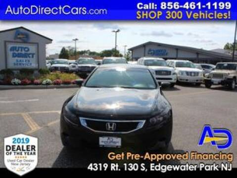 2009 Honda Accord for sale at Auto Direct Trucks.com in Edgewater Park NJ