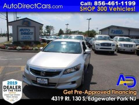 2011 Honda Accord for sale at Auto Direct Trucks.com in Edgewater Park NJ