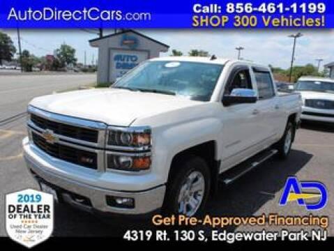 2014 Chevrolet Silverado 1500 for sale at Auto Direct Trucks.com in Edgewater Park NJ