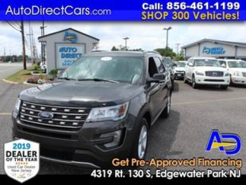 2017 Ford Explorer for sale at Auto Direct Trucks.com in Edgewater Park NJ