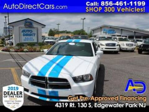 2013 Dodge Charger for sale at Auto Direct Trucks.com in Edgewater Park NJ