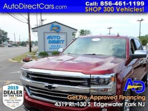 2016 Chevrolet Silverado 1500 for sale at Auto Direct Trucks.com in Edgewater Park NJ
