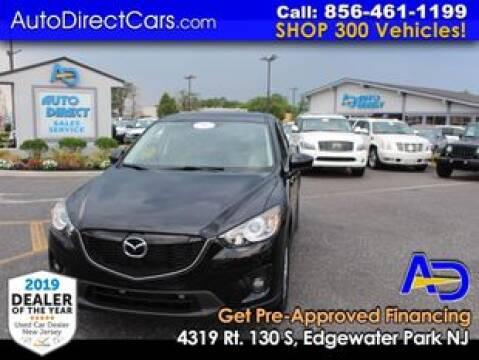 2014 Mazda CX-5 for sale at Auto Direct Trucks.com in Edgewater Park NJ