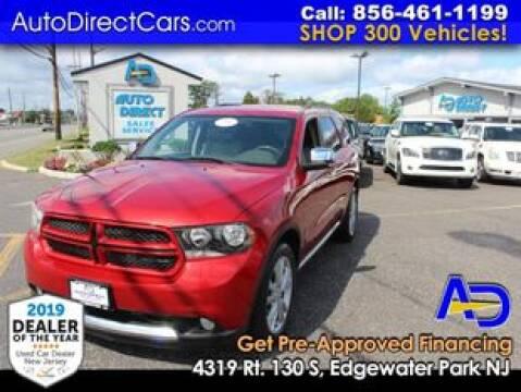 2011 Dodge Durango for sale at Auto Direct Trucks.com in Edgewater Park NJ