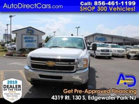 2012 Chevrolet Silverado 2500HD for sale at Auto Direct Trucks.com in Edgewater Park NJ
