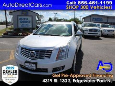 2015 Cadillac SRX for sale at Auto Direct Trucks.com in Edgewater Park NJ