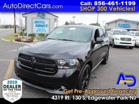 2013 Dodge Durango for sale at Auto Direct Trucks.com in Edgewater Park NJ