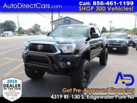 2014 Toyota Tacoma for sale at Auto Direct Trucks.com in Edgewater Park NJ