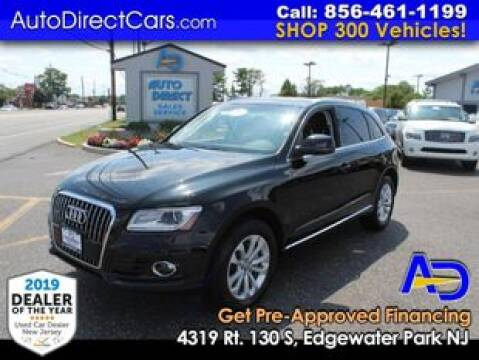 2014 Audi Q5 for sale at Auto Direct Trucks.com in Edgewater Park NJ