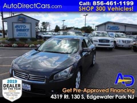 2013 Nissan Maxima for sale at Auto Direct Trucks.com in Edgewater Park NJ