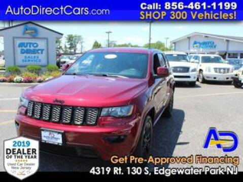 2017 Jeep Grand Cherokee for sale at Auto Direct Trucks.com in Edgewater Park NJ