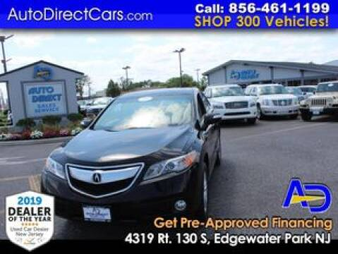 2015 Acura RDX for sale at Auto Direct Trucks.com in Edgewater Park NJ