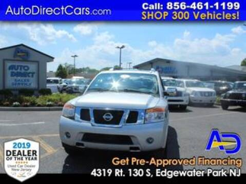 2010 Nissan Armada for sale at Auto Direct Trucks.com in Edgewater Park NJ