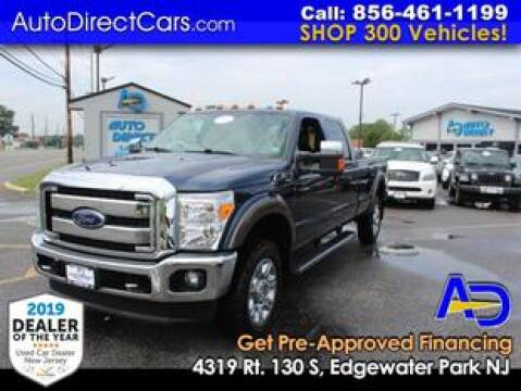 2015 Ford F-250 Super Duty for sale at Auto Direct Trucks.com in Edgewater Park NJ