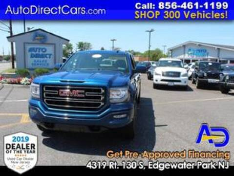 2017 GMC Sierra 1500 for sale at Auto Direct Trucks.com in Edgewater Park NJ