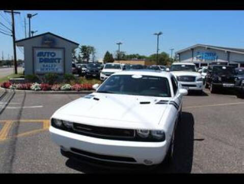 2013 Dodge Challenger for sale at Auto Direct Trucks.com in Edgewater Park NJ