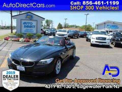 2016 BMW Z4 for sale at Auto Direct Trucks.com in Edgewater Park NJ