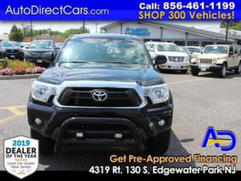 2015 Toyota Tacoma for sale at Auto Direct Trucks.com in Edgewater Park NJ