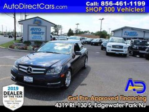 2013 Mercedes-Benz C-Class for sale at Auto Direct Trucks.com in Edgewater Park NJ