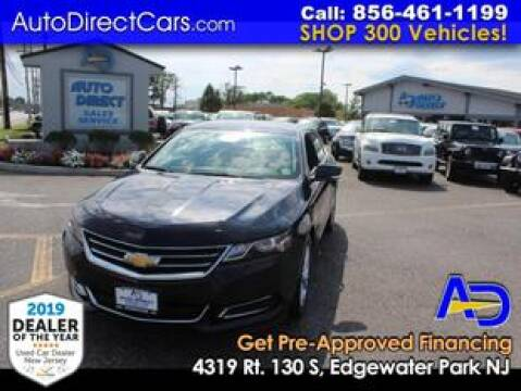 2015 Chevrolet Impala for sale at Auto Direct Trucks.com in Edgewater Park NJ