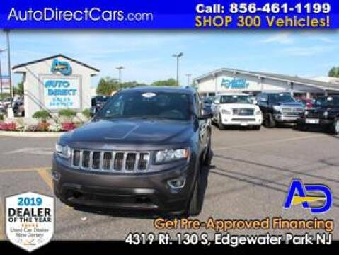 2014 Jeep Grand Cherokee for sale at Auto Direct Trucks.com in Edgewater Park NJ