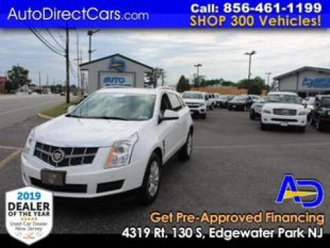 2012 Cadillac SRX for sale at Auto Direct Trucks.com in Edgewater Park NJ