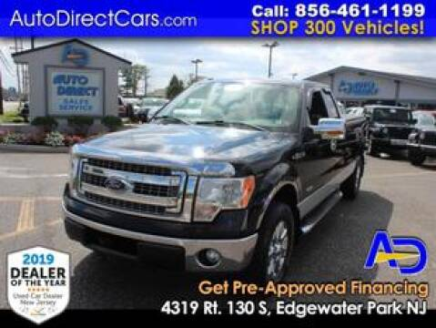 2013 Ford F-150 for sale at Auto Direct Trucks.com in Edgewater Park NJ