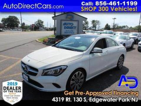 2018 Mercedes-Benz CLA for sale at Auto Direct Trucks.com in Edgewater Park NJ