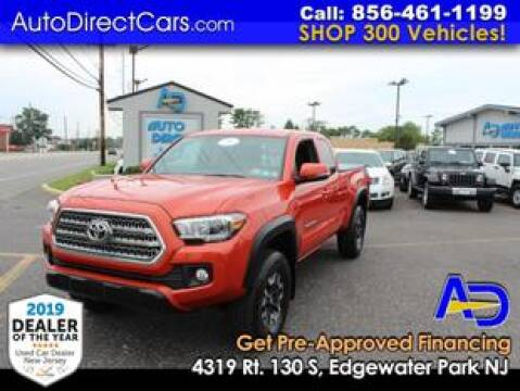 2017 Toyota Tacoma for sale at Auto Direct Trucks.com in Edgewater Park NJ