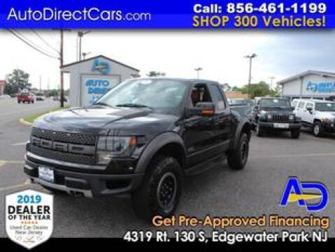 2014 Ford F-150 for sale at Auto Direct Trucks.com in Edgewater Park NJ