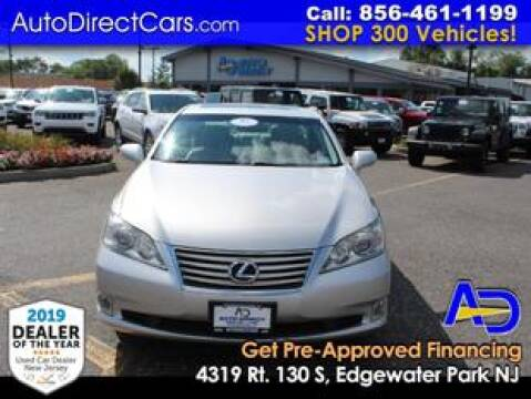 2012 Lexus ES 350 for sale at Auto Direct Trucks.com in Edgewater Park NJ