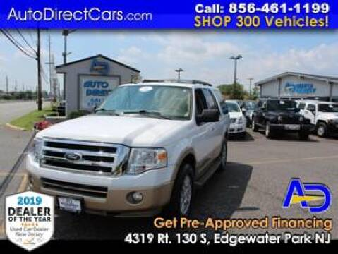 2012 Ford Expedition for sale at Auto Direct Trucks.com in Edgewater Park NJ