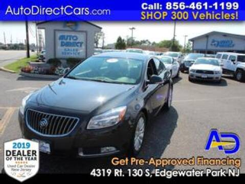 2012 Buick Regal for sale at Auto Direct Trucks.com in Edgewater Park NJ