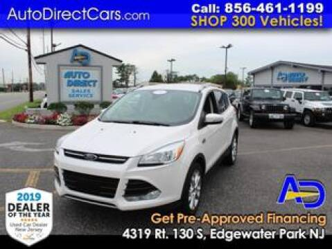 2016 Ford Escape for sale at Auto Direct Trucks.com in Edgewater Park NJ