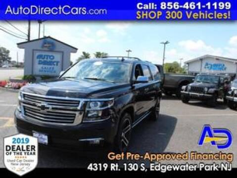 2015 Chevrolet Suburban for sale at Auto Direct Trucks.com in Edgewater Park NJ