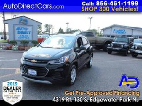 2017 Chevrolet Trax for sale at Auto Direct Trucks.com in Edgewater Park NJ