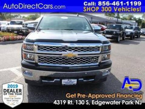 2015 Chevrolet Silverado 1500 for sale at Auto Direct Trucks.com in Edgewater Park NJ