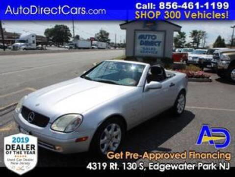 1999 Mercedes-Benz SLK for sale at Auto Direct Trucks.com in Edgewater Park NJ